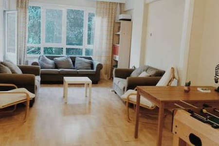 Fully furnished cosy room Besiktas