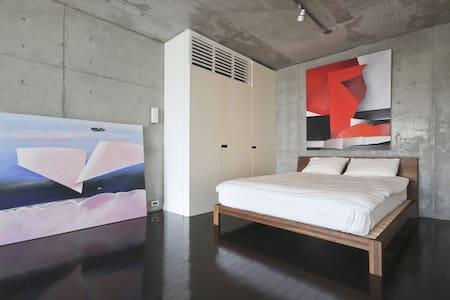 Two Terrace Penthouse in Roppongi - Minato-ku - Appartamento
