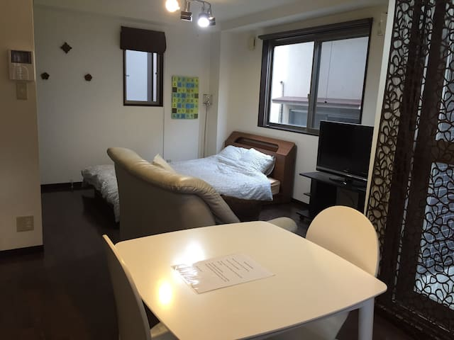 25min by train from Shinjuku - Tachikawa - Apartemen
