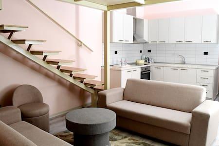 Duplex Central Apartment / Wi-FI + AC