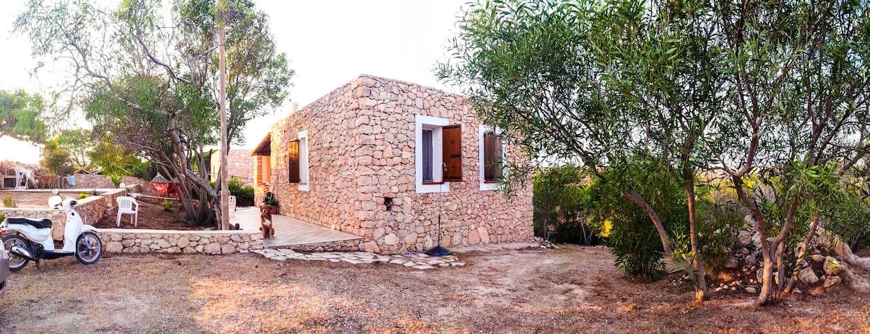 Il Dammuso - relax e natura - Lampedusa e Linosa - Haus