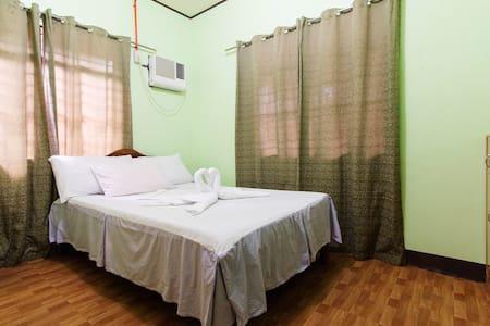 Affordable Standard Double Room - Puerto Princesa