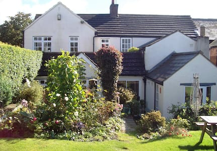 Country cottage with roof terrace - Gilmorton, Nr Lutterworth - Dom