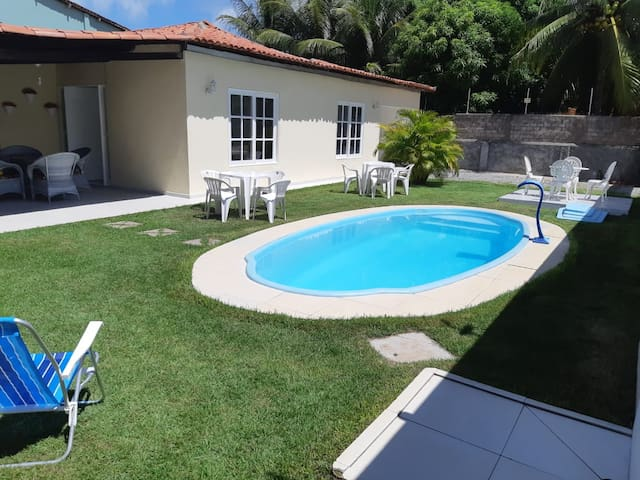 SUMMER HOUSE IN MACEIÓ, 100 METERS FROM THE BEACH