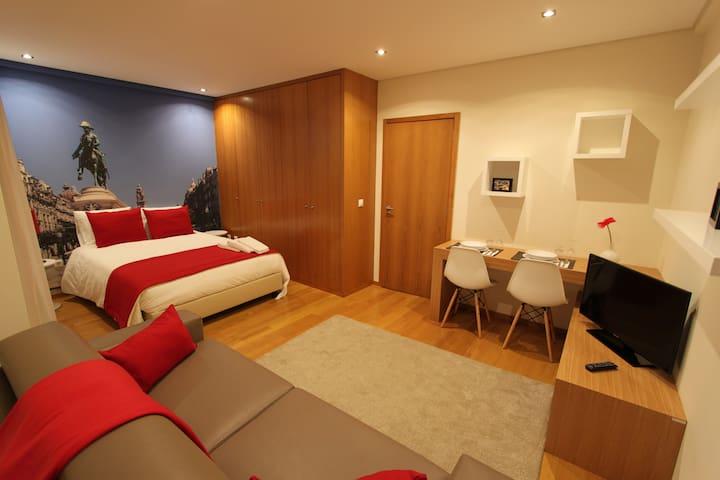 BRA.com Bonfim 201 - Bonfim - Apartment