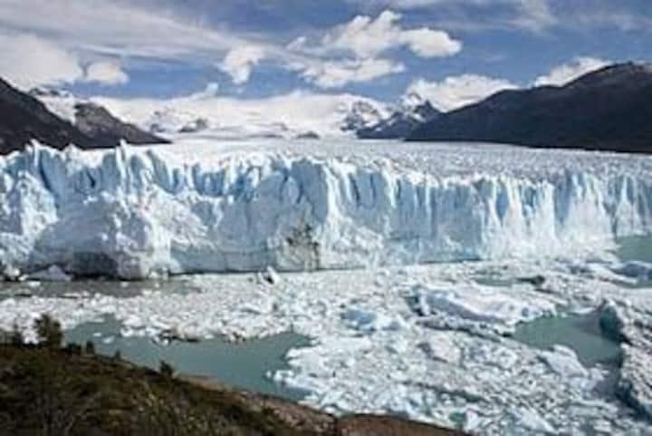 Glaciar perito Moreno!! Departamento