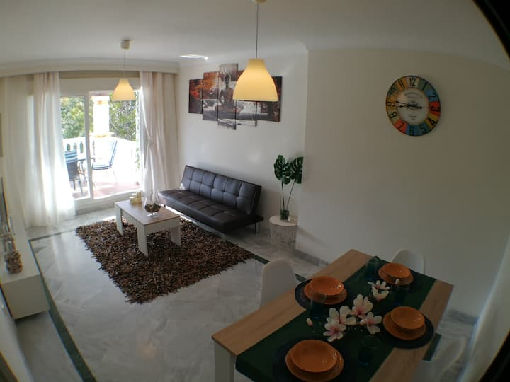 Apartamento Marbella Golf and Beach