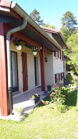 loue 2 chambres plus petit dej proches de Nancy - Aingeray - Bed & Breakfast