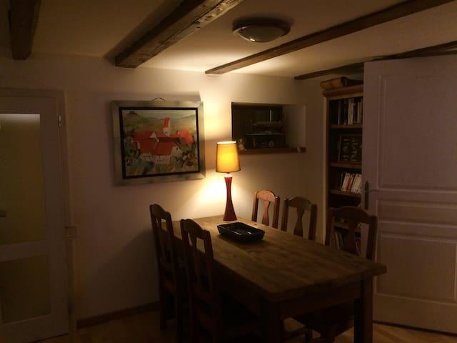 Au coeur de l'Alsace - Herrlisheim-prés-Colmar - Apartamento