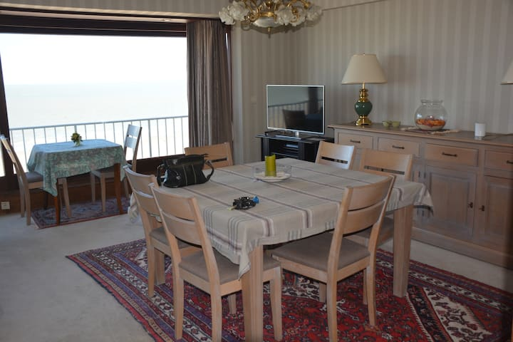 Beautiful sea view apartment Blankenberge - Blankenberge - Apartment