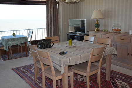 Beautiful sea view apartment Blankenberge - Blankenberge