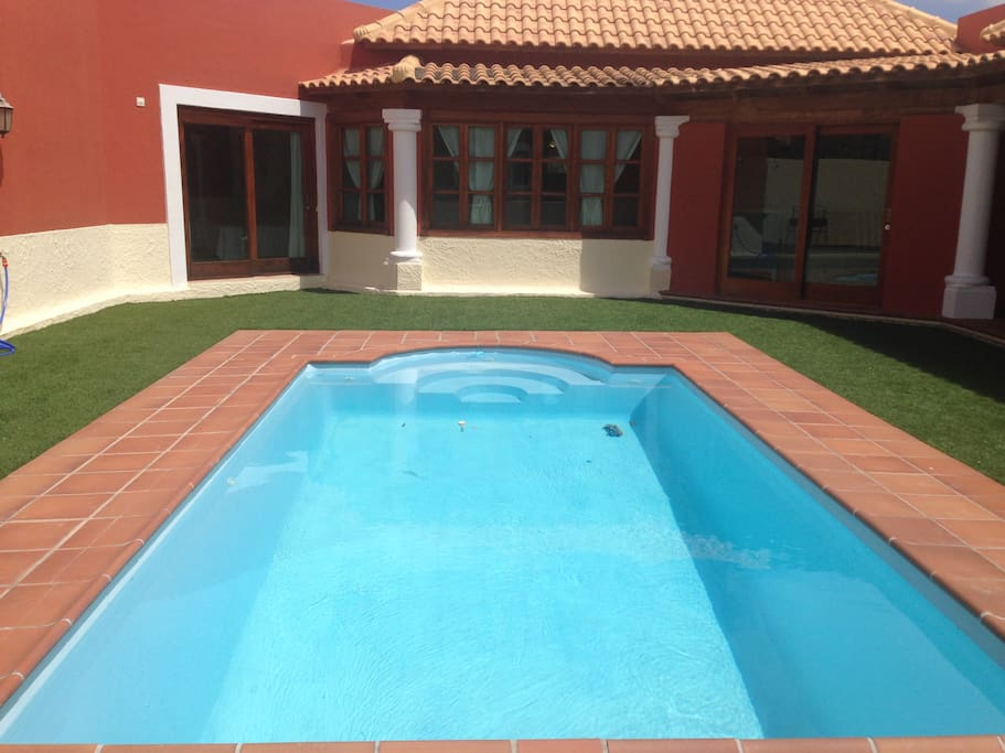 Villa con piscina privada en fuerteventura villas for for Villas con piscina privada en fuerteventura
