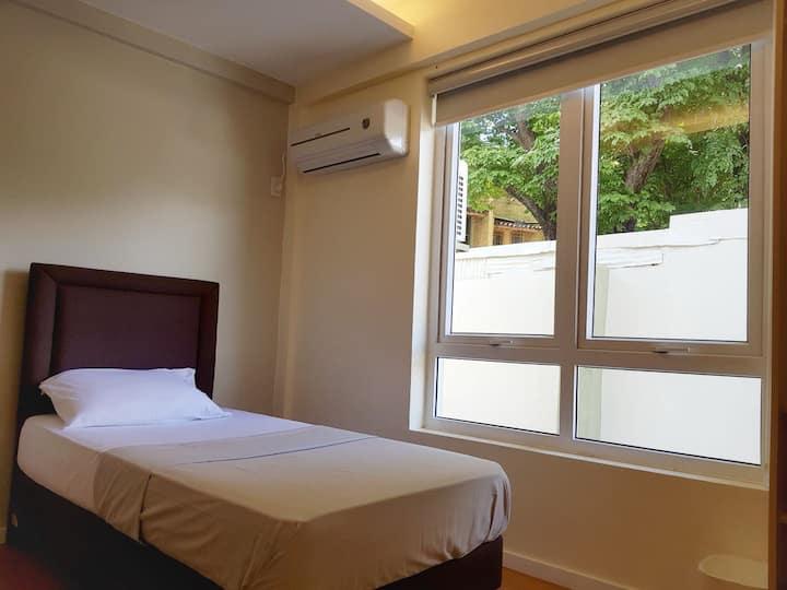 Single Room in the heart of San Juan City