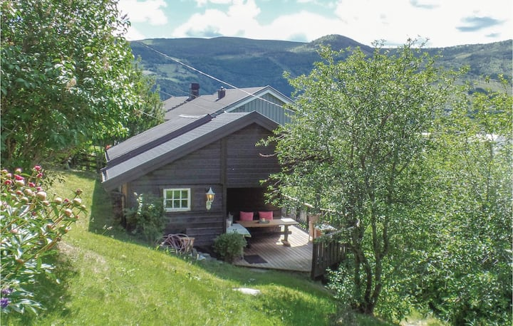 Awesome home in Vågå with WiFi and 1 Bedrooms