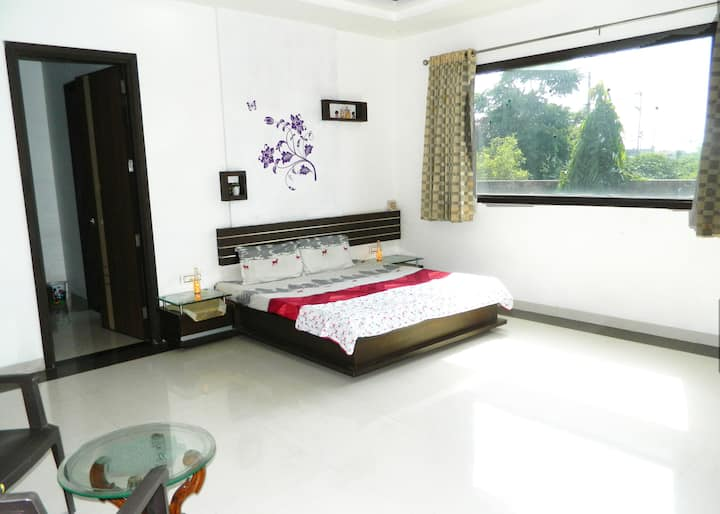 Serenity Bangla- Luxurious Room with Garden View