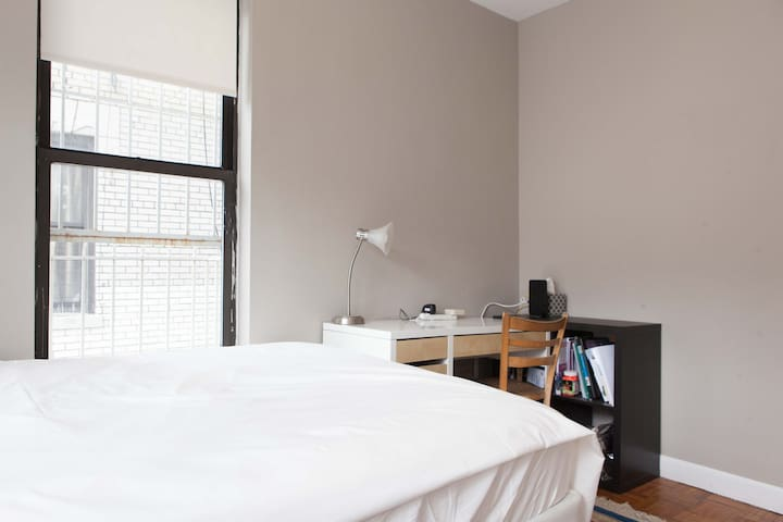 Heights Best Value Private Room! - New York - Apartment