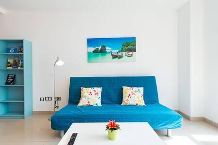 Amazing Canteras Beach Apartment