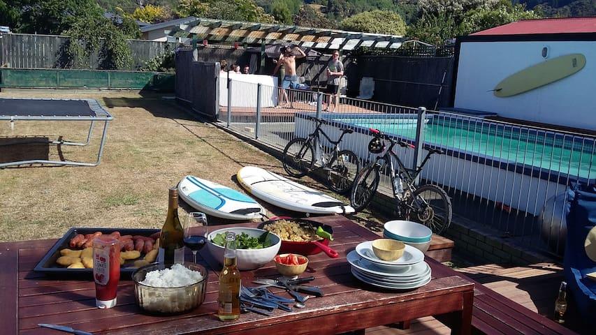 Paddleboard & Mountain Bike Paradise
