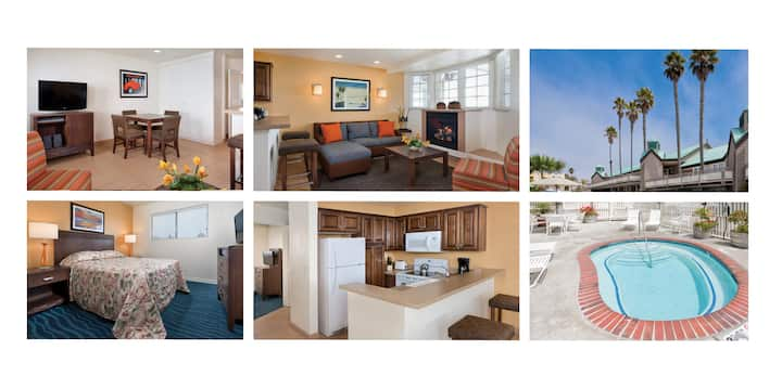PISMO BEACH~5★ Wyndham Resort~Slps 4~NO CLEAN FEE