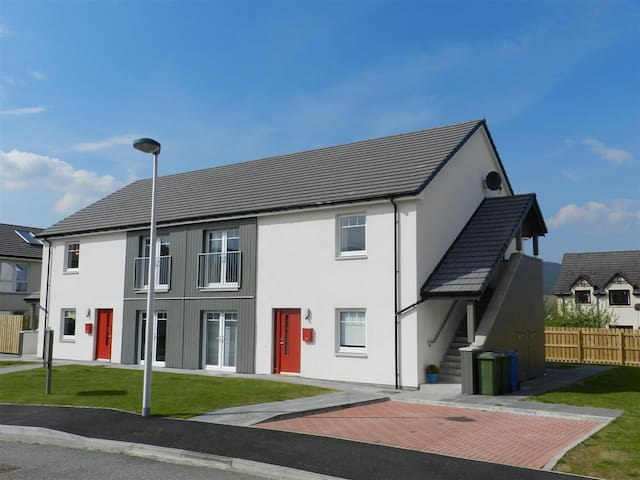 The Muir, 2 bed apartment with all the mod cons