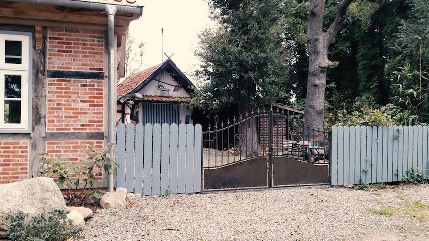 Einfahrt