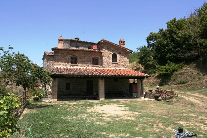 CA' D' AGNOLONE :BIG ANGEL'S FARM HOUSE