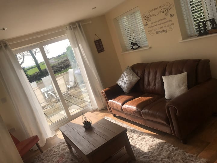 Anglesey Holiday Let Panoramic view beach location