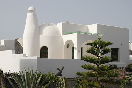 2 bed villa & on site pool, Playa Blanca Lanzarote - Montaña Roja - Villa