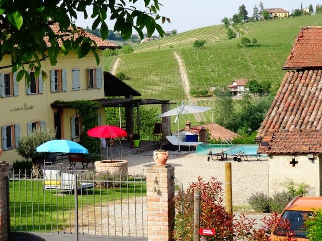 Appartamento Insieme in Landhaus - San Marzano Oliveto - Kondominium