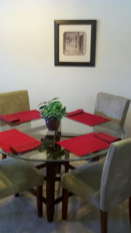 All inclusive 1 Bedroom corporate apartment