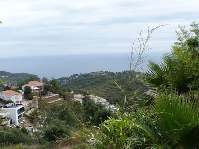 Loft con terraza y vista al mar - Lloret de Mar - Loft