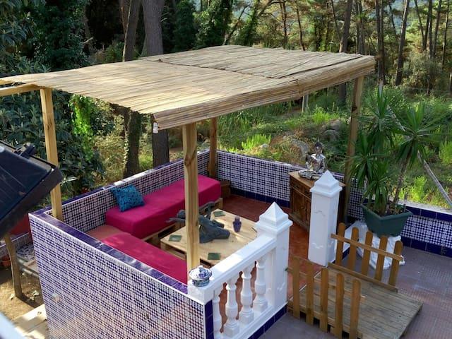 Casa en plena naturaleza - Dosrius - Dům