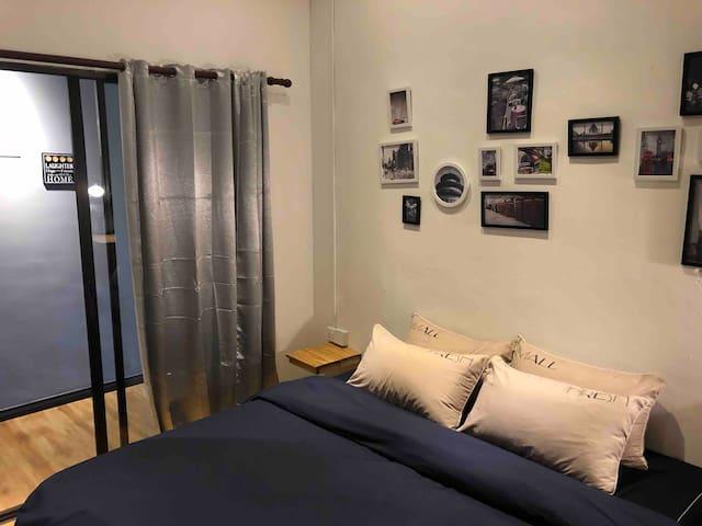 ~小日子~ (家庭套间) SL999 **2房1厅+2间洗手间+含早餐+码头接送