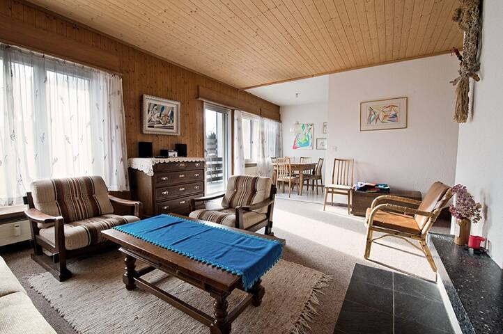 Lescha C2C - Sarn GR - Apartment