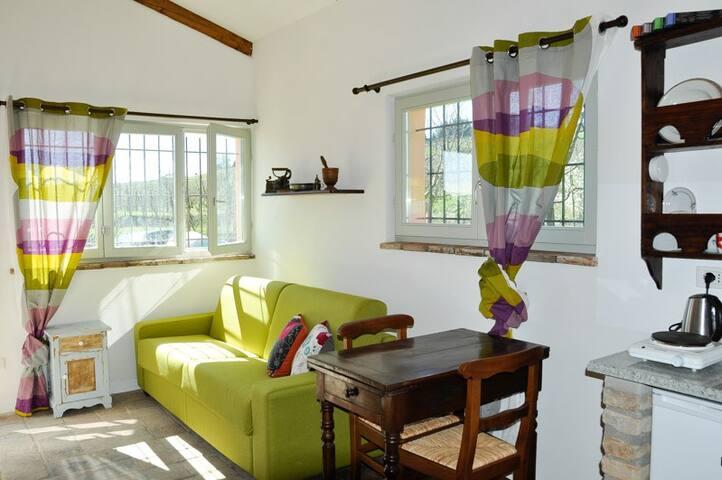 Appartamento Insieme in Landhaus - San Marzano Oliveto - Apto. en complejo residencial