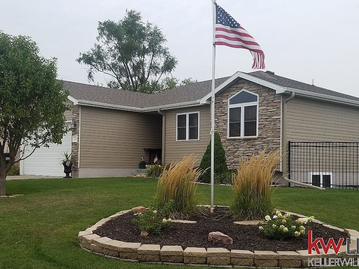 Cozy Hickman Home 3BR/2BA