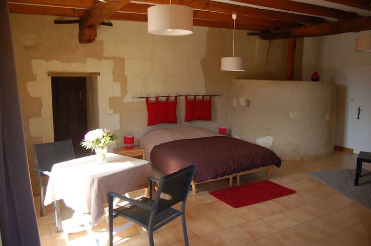 Chambre d'hôtes dans Haras - Tresson