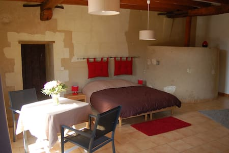Chambre d'hôtes dans Haras - Tresson - Bed & Breakfast