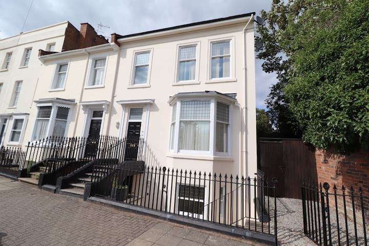 Apartment in the centre of Leamington Spa