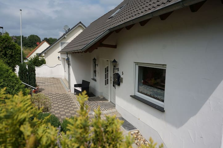 Ferienhaus Remissio am Sorpesee - Sundern (Sauerland) - บ้าน
