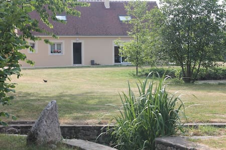 Chambres d'hotes La Cour du Moulin - Mer - Bed & Breakfast