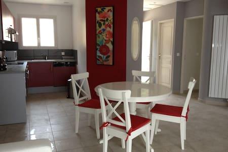 FRAMBOISE, logement de plain pied - Pierrelongue - 独立屋