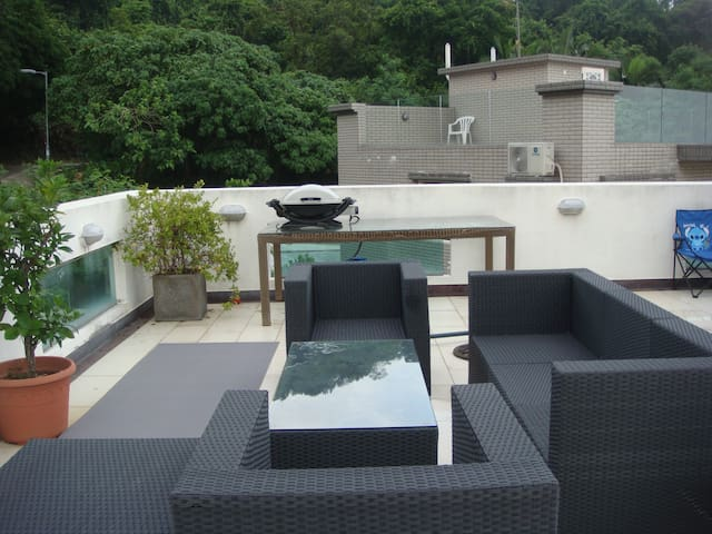 LOVELY DOUBLE ROOM IN SAI KUNG - Hong Kong