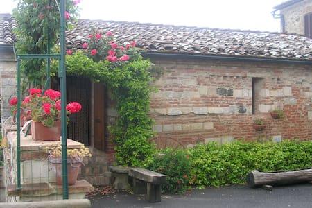 Cottage in abbazia medievale - Belforte - Rumah