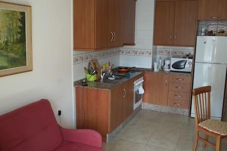 Apartamento acogedor a 180 metros de la playa - Santa Pola
