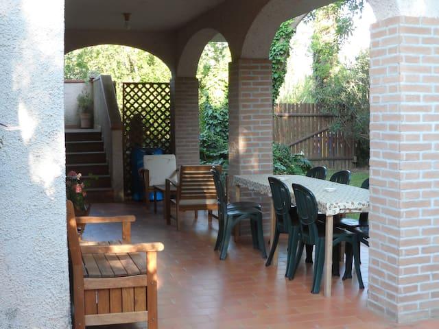 Vacanze Mare in Toscana per gruppi o famiglie. - Magliano in Toscana - House