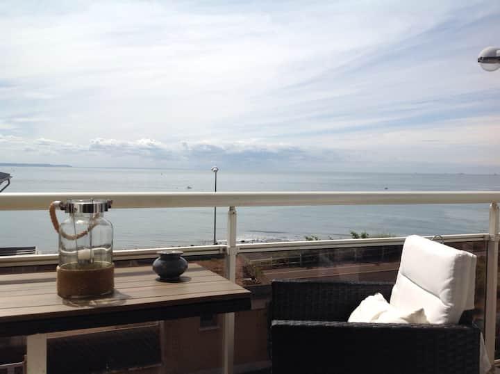 Chambre avec vue sur mer !