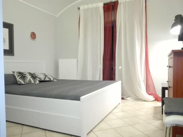 San Maurizio rooms