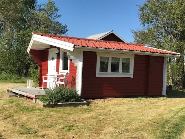 Cute cabin in beautiful Bohuslän, westcoast Sweden