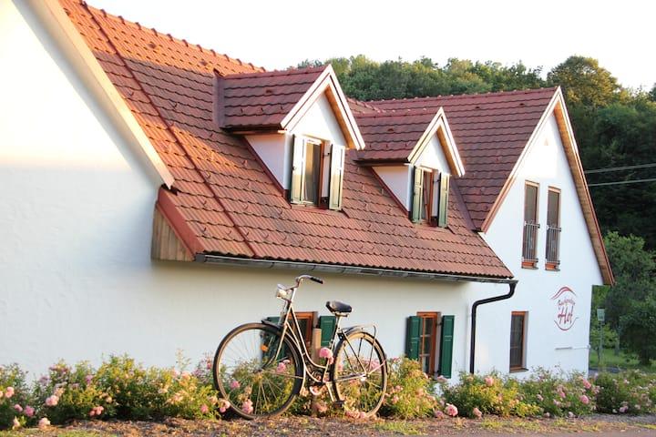 Ferienwohnung Kornfeld - Buchgrabenhof